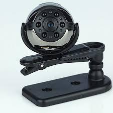 Mini Spy Hidden Camera,1080P/720P Full HD 6 LED <b>Infrared Night</b> ...