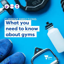 After multiple new cases of coronavirus were identified in victoria, australia, officials placed the region under lockdown, despite the tennis tournament currently taking place there. Vicgovdhhs On Twitter Good News In Line With Advice From The Victorian Chief Health Officer Gyms Are Now Open In Metropolitan Melbourne From 11 59pm 8 November Here S What You Need To Know