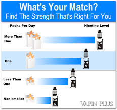 E Liquid Flavor Strength 1 6 Nicotine By Vapin Plus