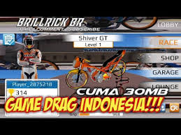 a 30mb game drag race indonesia