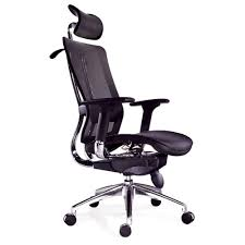 a completely adjule ergonomic chair