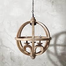 wooden chandelier lighting. vanves 24 wooden chandelier lighting