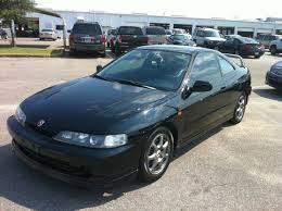black acura integra jdm. flamenco black pearl acura integra typer with jdm front end jdm