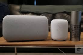 Amazon Echo Vs Google Home Vs Apple Homepod Digital Trends