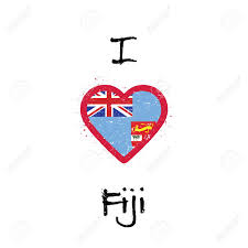 Fiji T Shirt Designs I Love Fiji T Shirt Design Fijian Flag In The Shape Of Heart