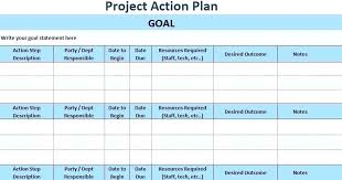 Sales Action Plan Template Word Plans Voipersracing Co