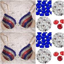 <b>Light Siam</b> Red Sapphire Blue & Crystal Patriotic | <b>All</b> Red ...