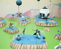Dragon Ball Z Decorations Une reproduction de Namek dans Dragon Ball Z GeekOuPasGeek 28
