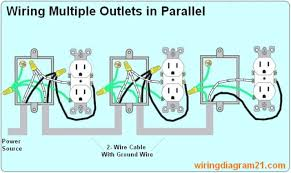 how to wire an electrical outlet wiring diagram house electrical House Wiring Outlets how to wire an electrical outlet wiring diagram house electrical house wiring outlets in basement