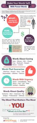 How To Make An Infographic In Word Make Your Words Sell With Power Words Visual Ly