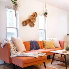 colors that go with orange