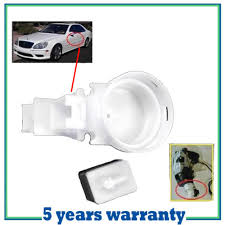 They say everything checked out and did not activate when there. Driver Door Lock Actuator Repair Kit For Benz S500 S600 S55 S350 S430 Ebay