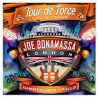 Tour de Force: Live in London - Hammersmith Apollo album by Joe Bonamassa