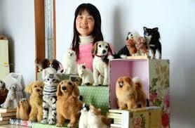 Amazingly Lifelike Midofelt Wool Felt Artwork Soothes Grieving Pet ...
