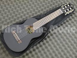 yamaha ukulele. yamaha gl1 guitalele - black ukulele