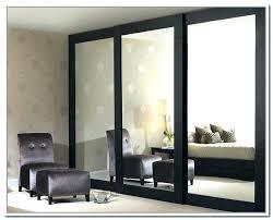 stanley closet doors mirrored sliding mirrored closet doors sliding installation instructions mirror makeover wardrobe parts expert