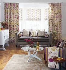 Patterned Curtains Living Room The Ultimate Buyers Guide To Blinds And Curtains Norwich Sunblinds