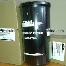 Hot Item Tractor Hydraulic Oil Filters Element Case New Holland Filters 84202794