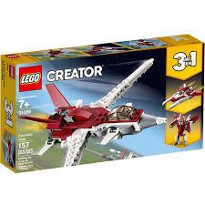 Купить <b>конструктор LEGO</b> Creator <b>Истребитель будущего</b> 31086 ...