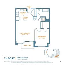 Icon Las Olas Floor Plans  Icon Las OlasIcon Floor Plans