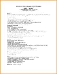 Cna Resume Examples 100 Cna Resume Examples Reporter Resume 13