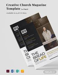 Free Magazine Template For Microsoft Word 28 Free Magazine Templates In Microsoft Word Doc