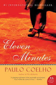 eleven minutes paulo coelho paperback enlarge book cover