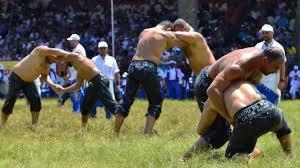 Yağlı güreşin olimpiyatı: Kırkpınar - Son Dakika Haberleri