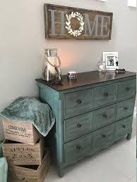 rustic decor home decor diy home sign teal furniture