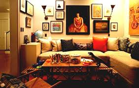 Indian Style Living Room Decorating Living Room Interiors Indian Style