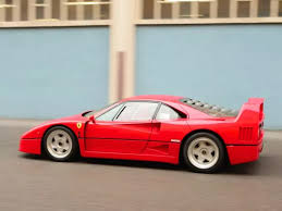 That is a landmark in the history of fast cars. 1987 1992 Ferrari F40 Top Speed