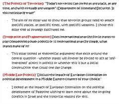 political topics essay political topics