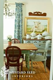 Milk Paint Dining Room Table Makeover Fascinating Paint Dining Room Table Property