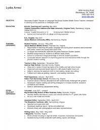 Astonishing Resume Format For A Teacher Tomyumtumweb Com