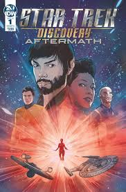 (obsolete, agriculture) a second mowing. Star Trek Discovery Aftermath 1 Idw Publishing
