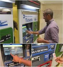 Metro Ticket Vending Machines Mesmerizing New Ticket Vending Machine Center Adds Nine New Machines SMART Card