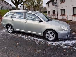 Toyota avensis estate turbo diesel*swap or sale   in Bargoed ...