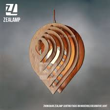 creative lighting fixtures. nordic creative brief wooden pendant lamps water drop shape living room bedroom lighting fixtures holiday l