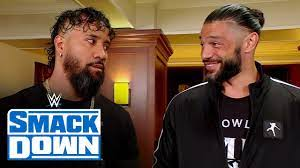 Roman Reigns and Jimmy Uso put Jey Uso ...
