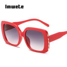 Imwete Для женщин <b>негабаритных солнцезащитные</b> очки ...