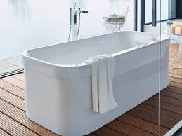 freestanding acrylic bathtub esprit jacuzzi