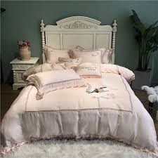 boutique victorian lace border pattern noble excellence luxury villa home full queen size bedding sets