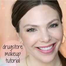 back to everyday makeup tutorial talk through