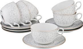 """<b>Набор чайный Lefard</b> """"<b>Вивьен</b>"""", 760-531, 250 мл, на 6 персон, 8 ..."""