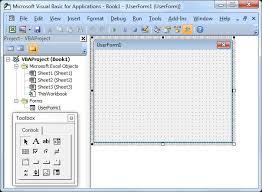 Excel Vba Interactive Userform Easy Excel Macros