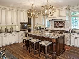 Transitional Kitchen Lighting Kitchen Islchair Covers White Coutnertop Modern Farmhouse Steel