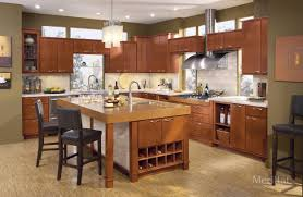 Merillat Kitchen Cabinets Merillat Classicr Fusion In Maple Sable Merillat