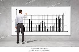 Glh Stock Chart Stock Graph Drawing Stock Photos And Images Agefotostock