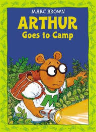 Arthur Goes To Camp : Marc Brown : 9780316110587