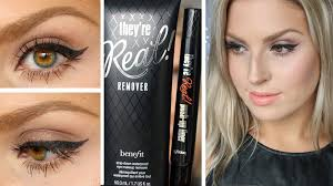 benefit they re real push up liner first impression review you